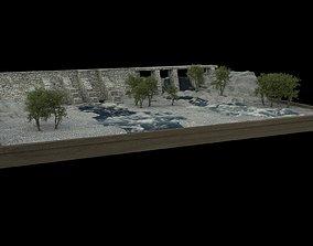 Ibn al-Haytham dam 3D model