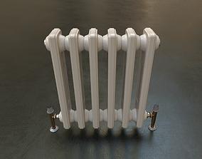 Radiator 3D model realtime
