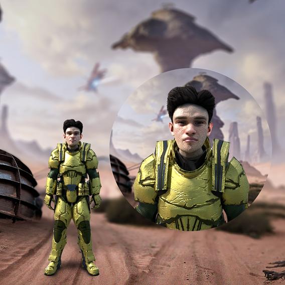 Space Boy