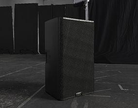 Speaker QSC K-122 3D model