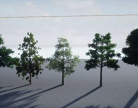3D model Basic Nature Pack