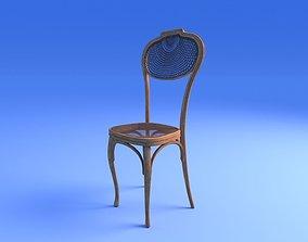 Art Nouveau Chair 3D model