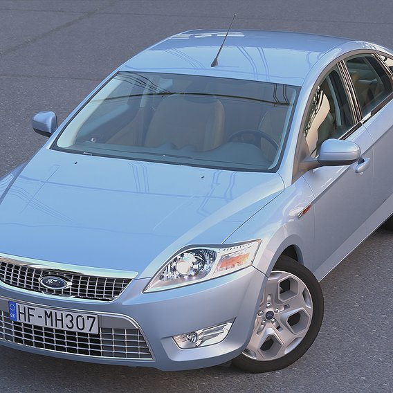 Ford Mondeo Liftback 2007
