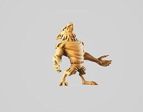 3D print model Wolfmen