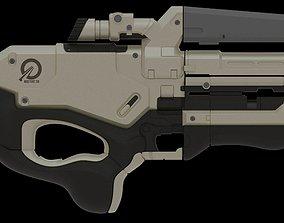 FXB M-96 Mattock 3D model