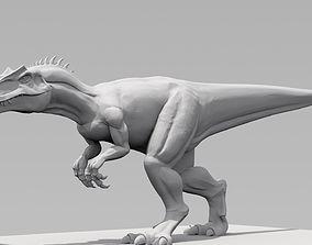 3D print model Allosaurus High Quality