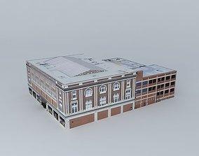 The Madrid Building Louisville 3D model