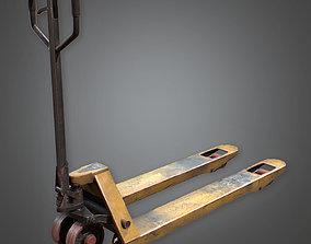 Handheld Forklift Construction 3D model