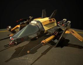 Rebelhunter 3D asset