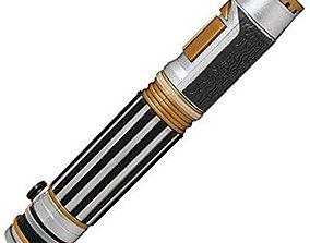 Mace windus light saber hilt 3D print model