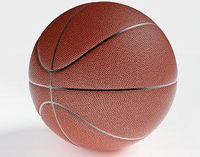 VR / AR ready Basketball 3D model