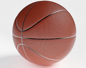 Basketball 3D model VR / AR ready