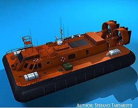 3D Rescue hovercraft