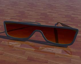 glasses 3D model eyeglasses