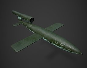 fieseler Fi 103 3D model
