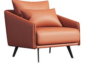 3D Contemporary sofa chair 104