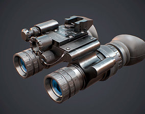 PBR NIGHT VISION GOGGLES 3D asset