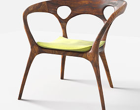 3D model Anne Chair by Ross Lovegrove