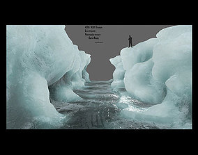 3D model ice canyon 5