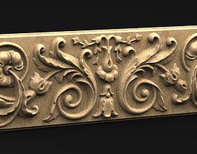 Decorative Panel 2 3D model relief