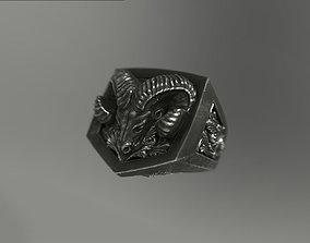 Aries ram ring 3D print model