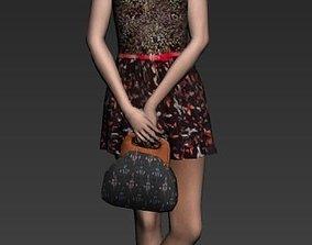 3D model Female12