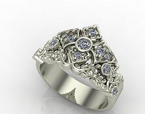 Beautiful Ring No 02 3D printable model