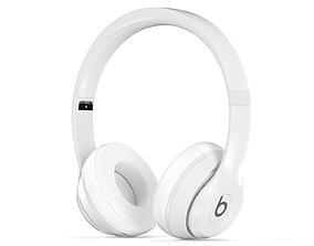 electronics Beats Solo 3 white - Element 3D