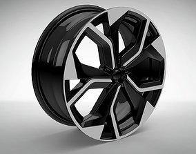 Q8 Rim 3D print model