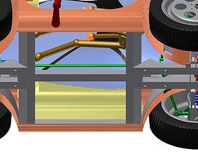 3D print model Car concept