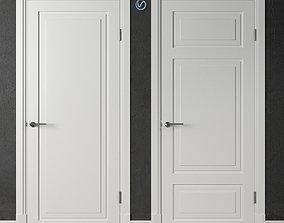Doors Academy NewYork 4 doors 3D