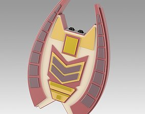 Star Trek Deep Space Nine Cardassian 3D print model 2