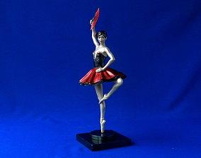 3D print model Ballerina 4