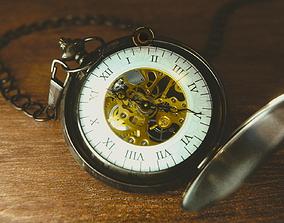 models 3D Pocket Watch
