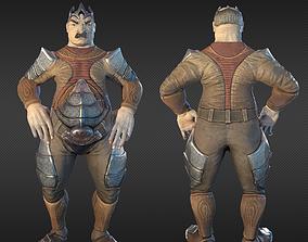 Evil king 3D model