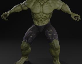 HULK 2 3D print model