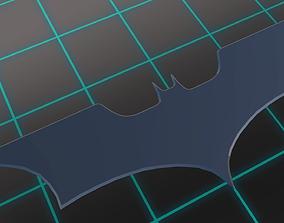 3D Printable Batman Batarang
