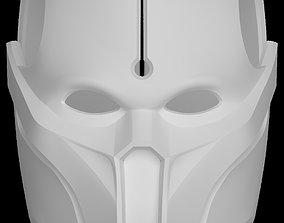 MK11 Noob Saibot Shadow Clone mask for 3d print