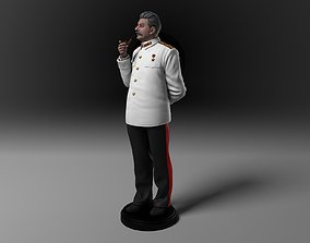 Stalin Figurine 3D printable model