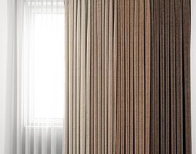 Curtain 62 3D model