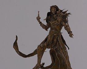Potions Master statue 3D model