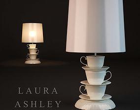 3D Table Lamp Laura Ashley