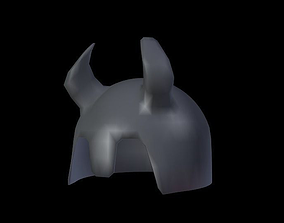 Helmet 3D model helmets