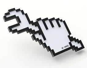 3D Creative Cursor - Spanner