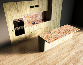 3D model 92-Kitchen8 texture 8