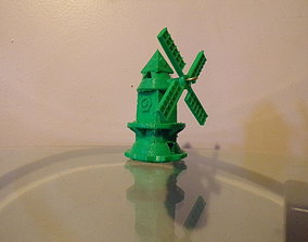 Windmill of Simonson 3D printable model