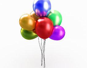Balloons 3d 3D model