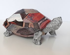 3D print model Hungry Turtle - Gdal