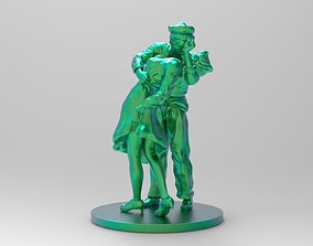 kiss of victory 3D printable model