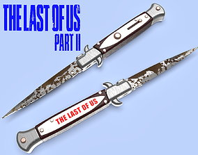 The Last of Us Part II SWITCHBLADE 3D printable model 2